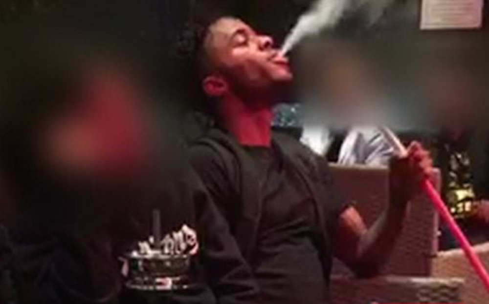 Raheem Sterling Shisha Featured