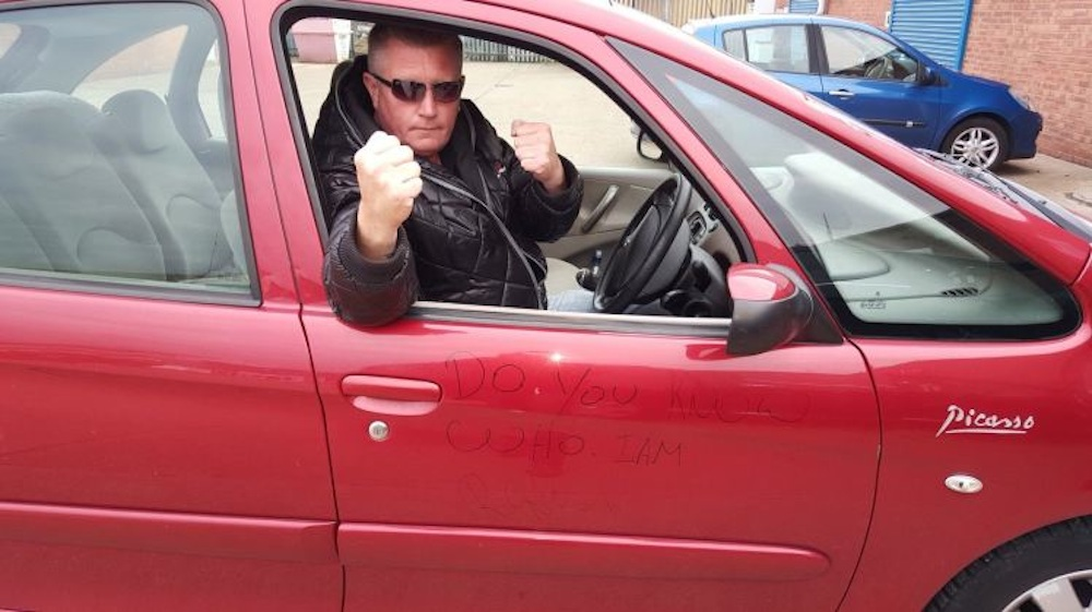 Ronnie Pickering Car eBay