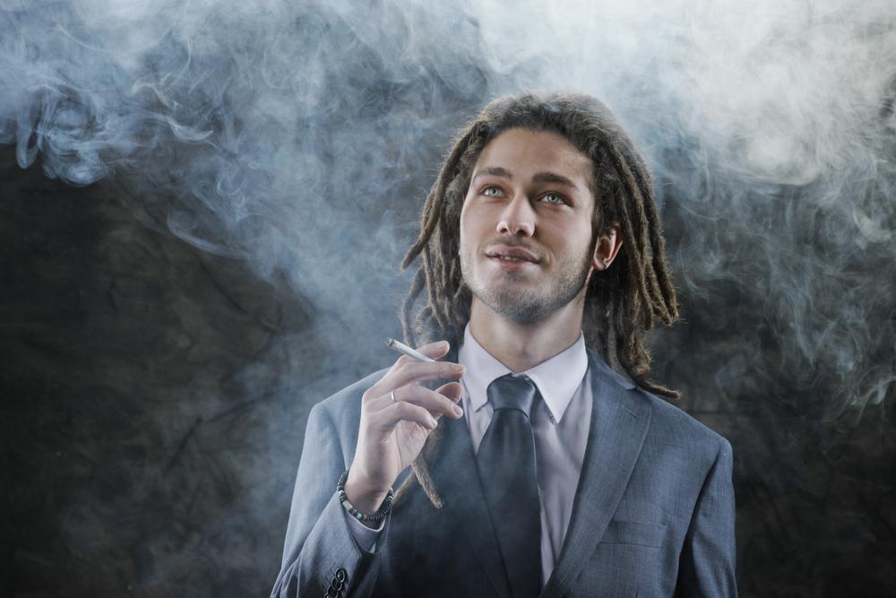 Smoking Weed Suit