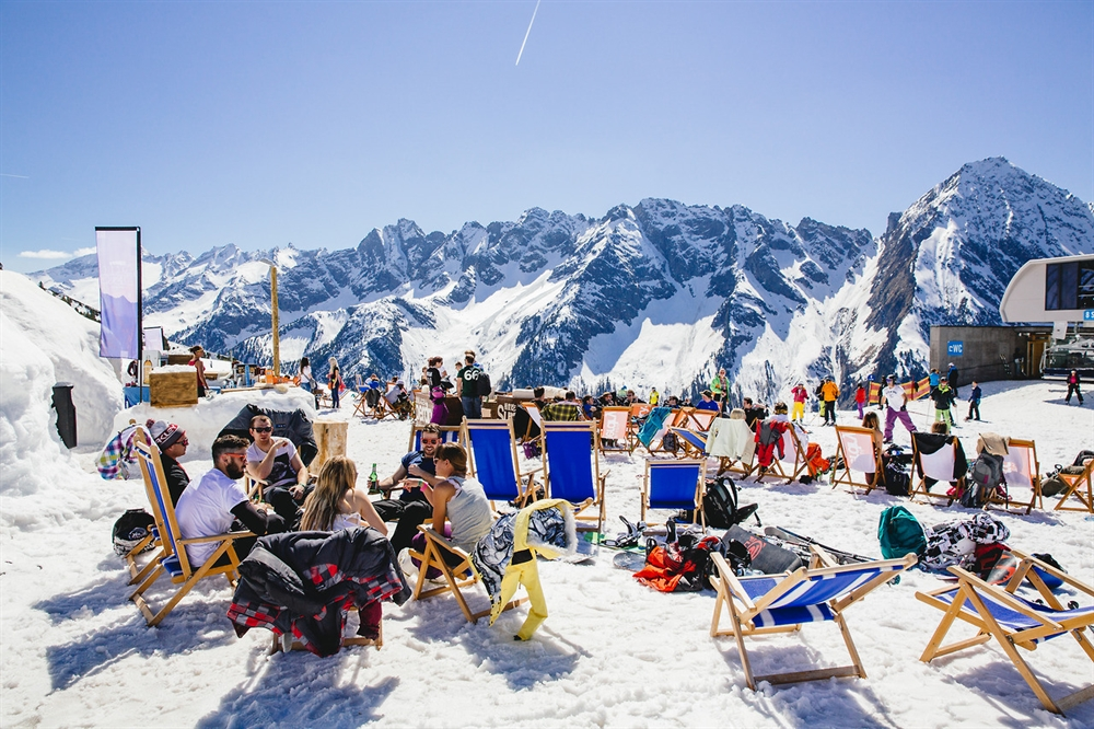 Snowbombing Line Up Released 2016 - Chill