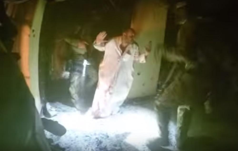 US Raid ISIS Prison