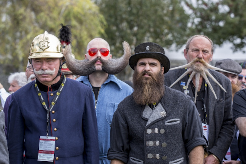 World Beard Championships Featured