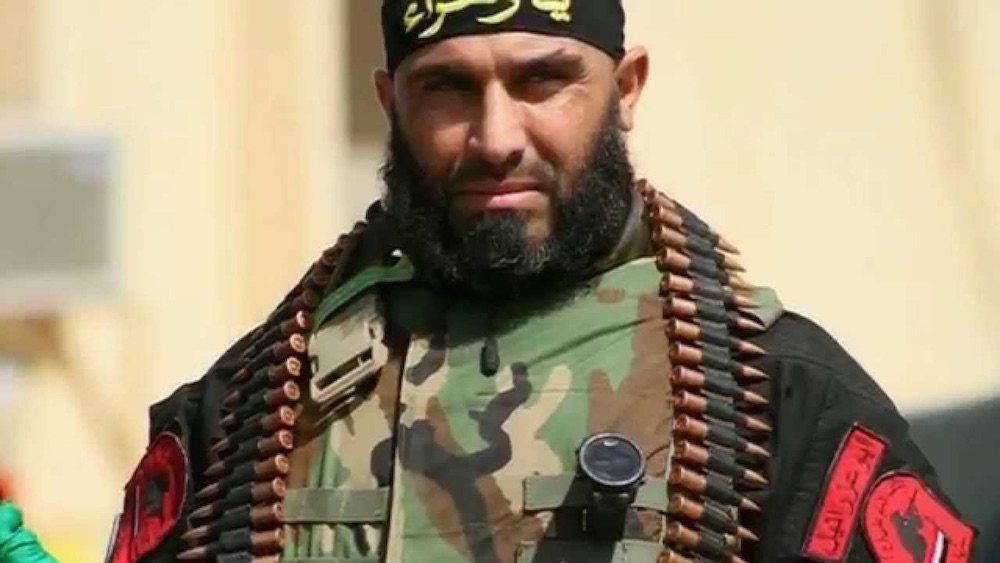 abu azrael killing video