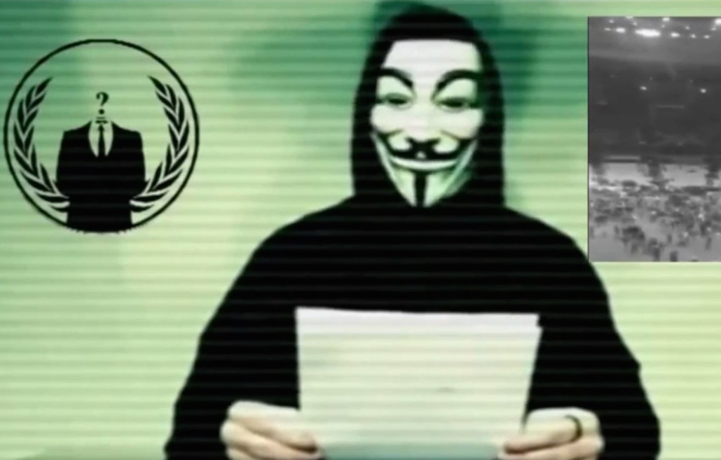 Anonymous Declare War ISIS