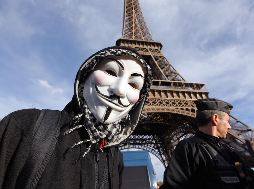 Anonymous Paris
