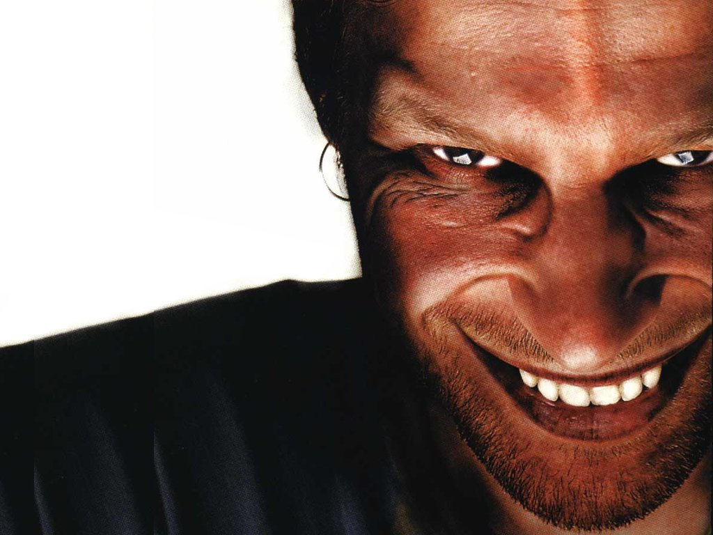 Aphex Twin Smile