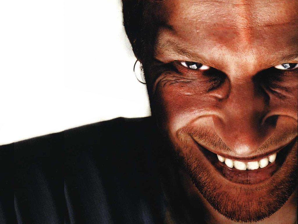 Aphex Twin Smile