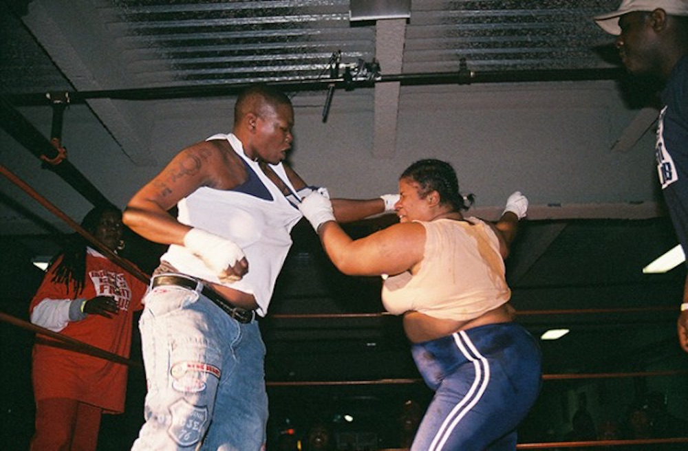 Theres Actually A Real Life Female Fight Club In New York