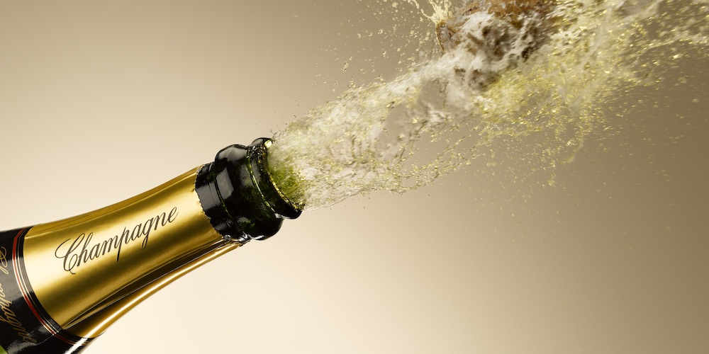 Image result for cracking champagne
