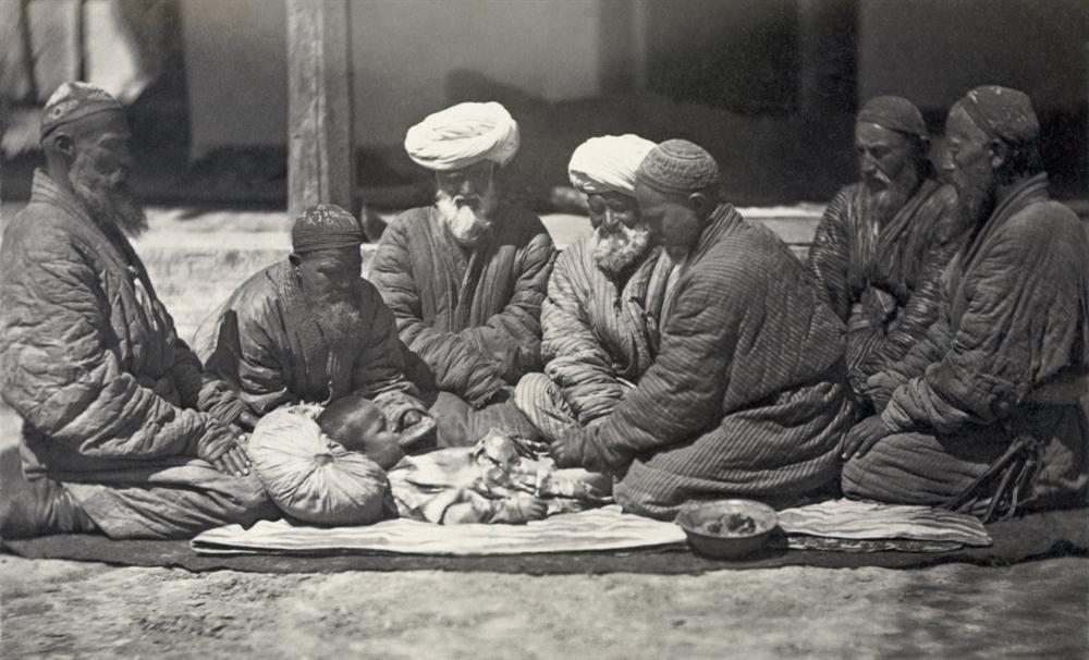 Circumcision - Central Asia