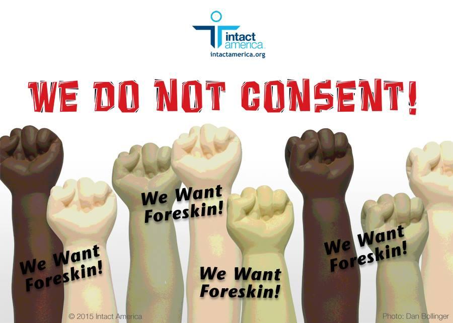 Circumcision - We Want Foreskin