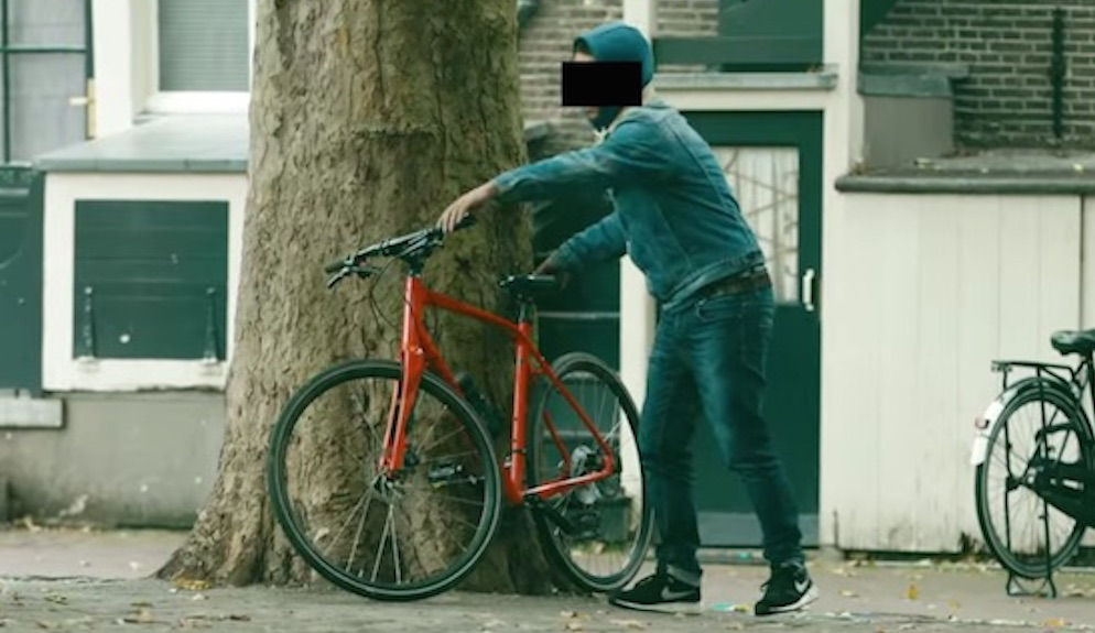 European Bike Thieves Shamed