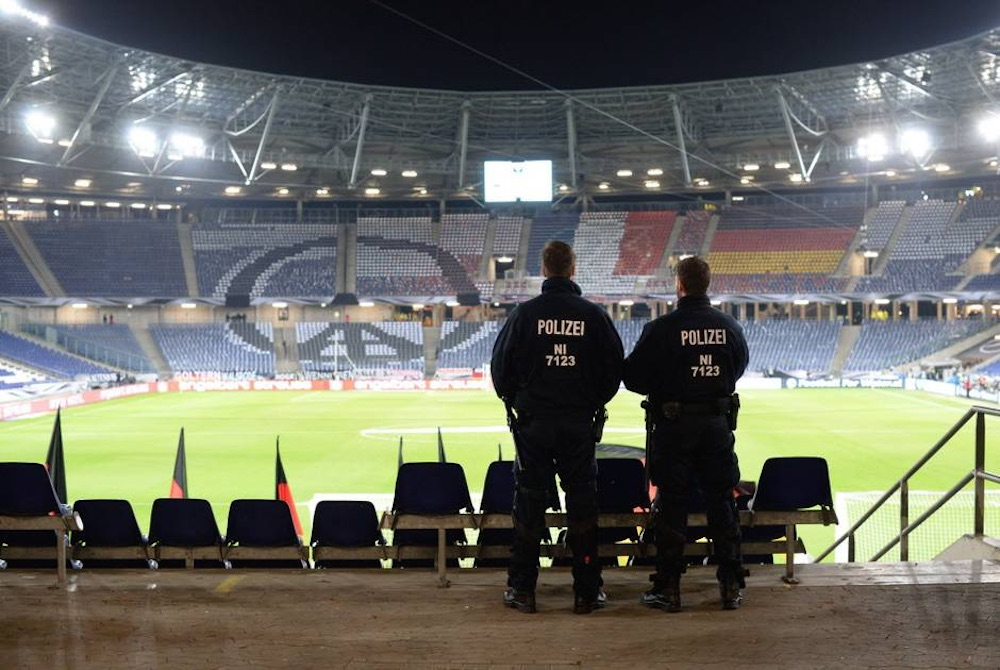Germany Netherlands Called Off Bomb Threat