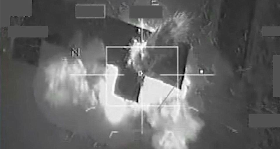 ISIS Bombed