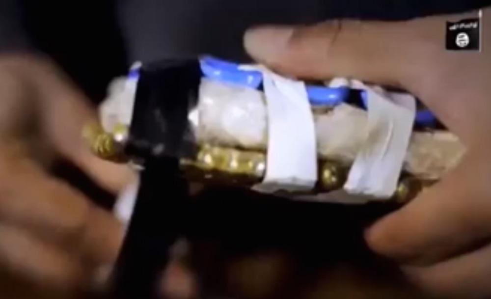 ISIS New York Bomb