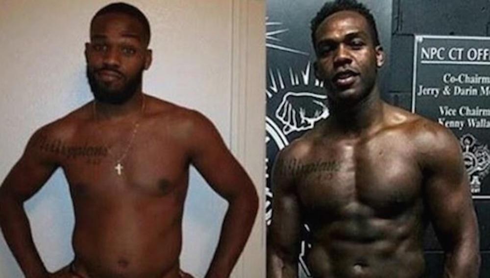 Jon Jones Transformation
