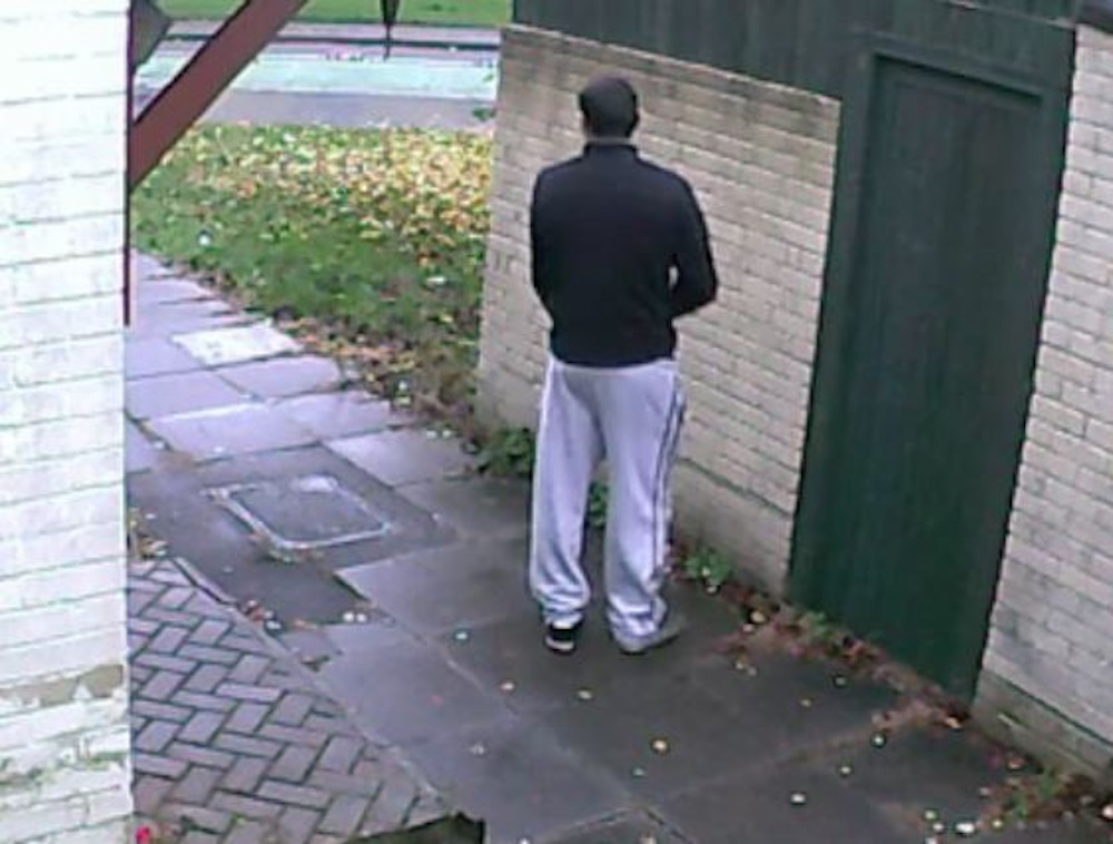 Man Jerking Off Outside School Southampton