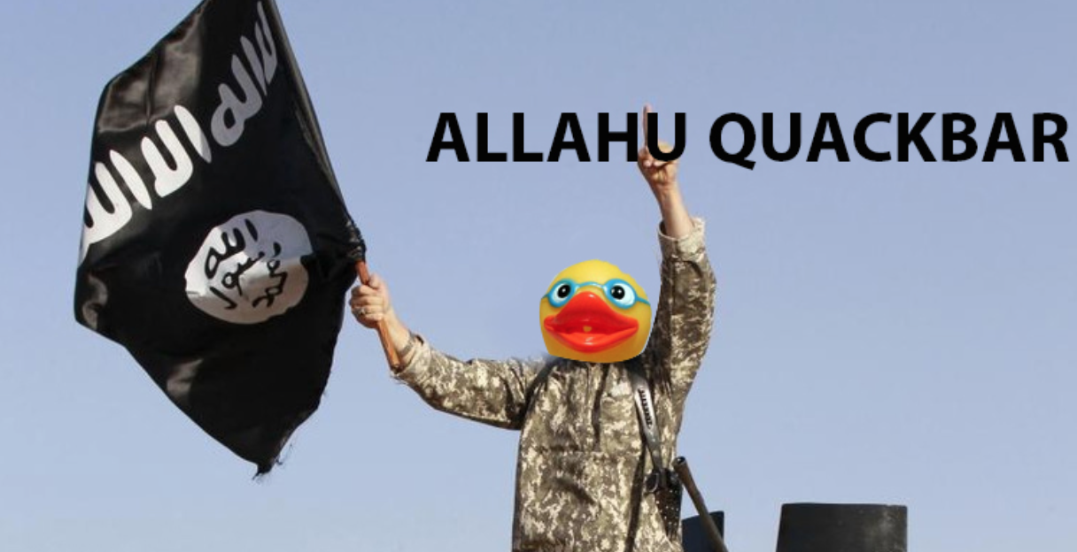 ISIS Duck