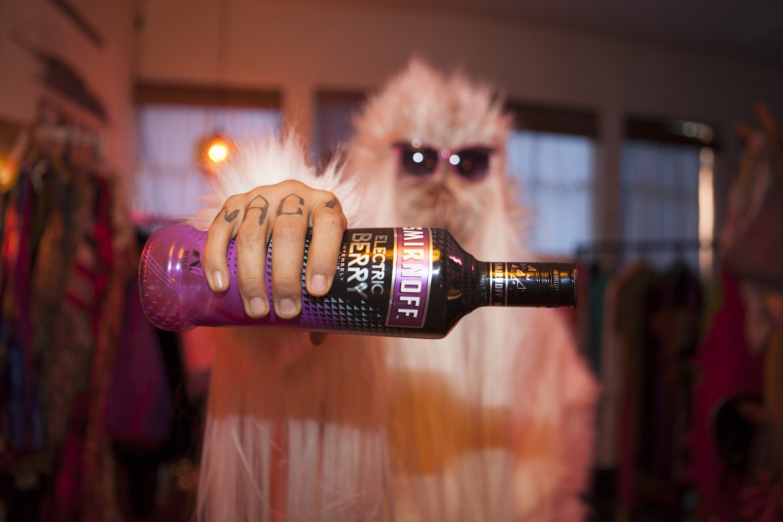 Smirnoff Party Monster