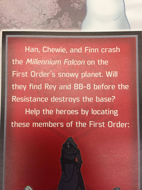 Star Wars Spoilers 1