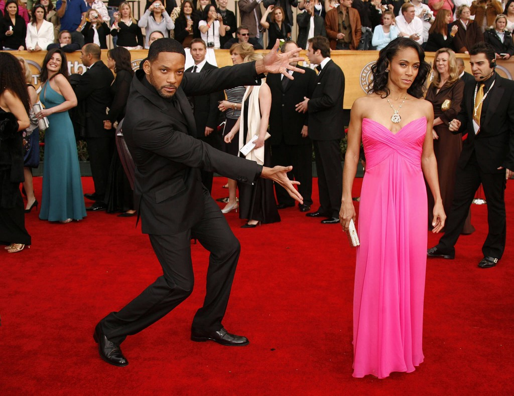 Will And Jada Smith