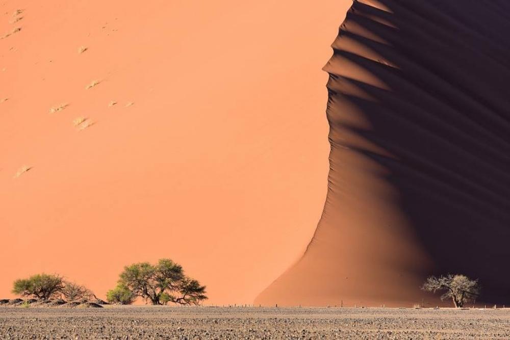Without Photoshop - Namib Desert