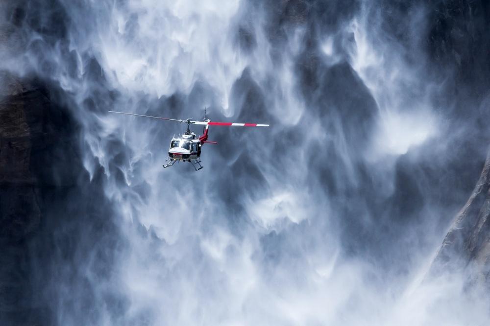 Without Photoshop - Near Yosemite