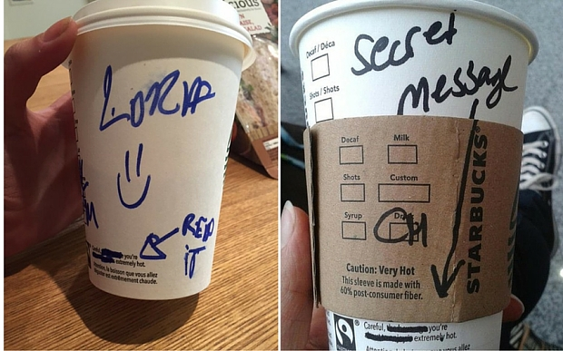 starbucks barista dating policy A barista at a starbucks cafe in philadelphia is accused of mocking a man with a stutter.