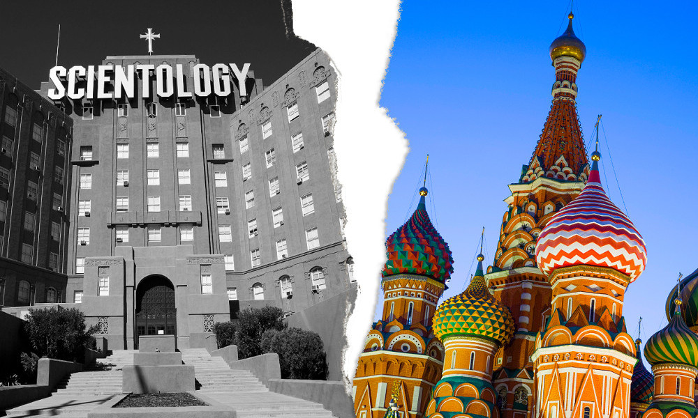 scientology russia