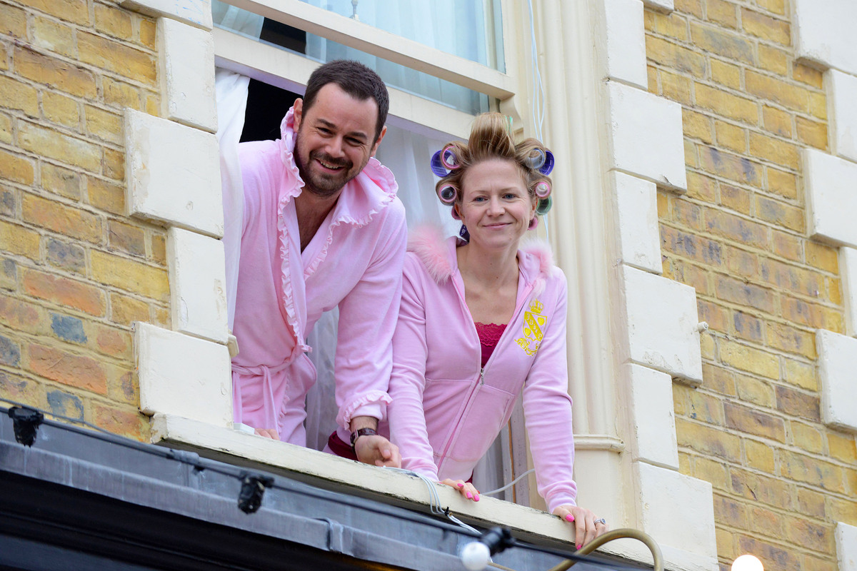 Danny Dyer Dressing Gown