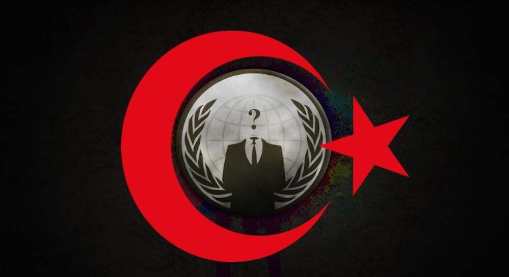 Anoynmous Turkey