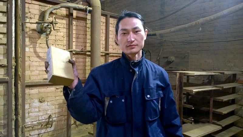Brick China