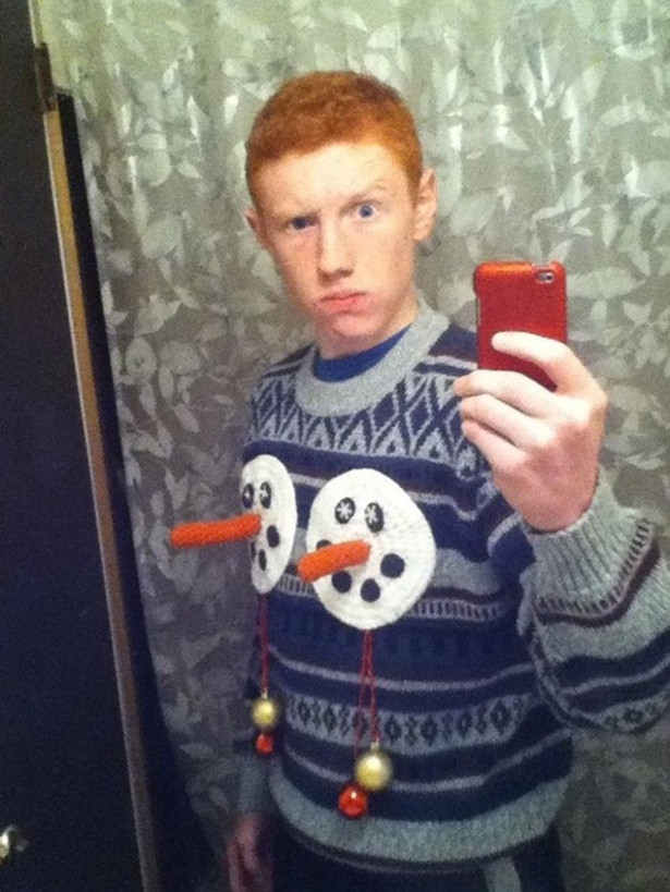 Christmas Alcoholic - Christmas Jumper