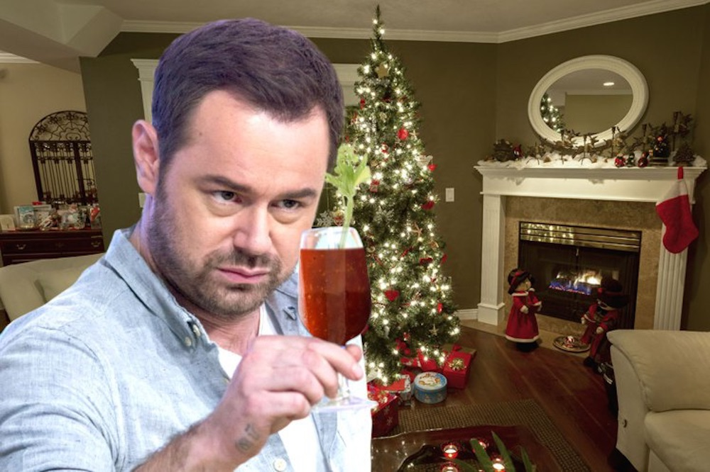 Danny Dyer Bloody Mary