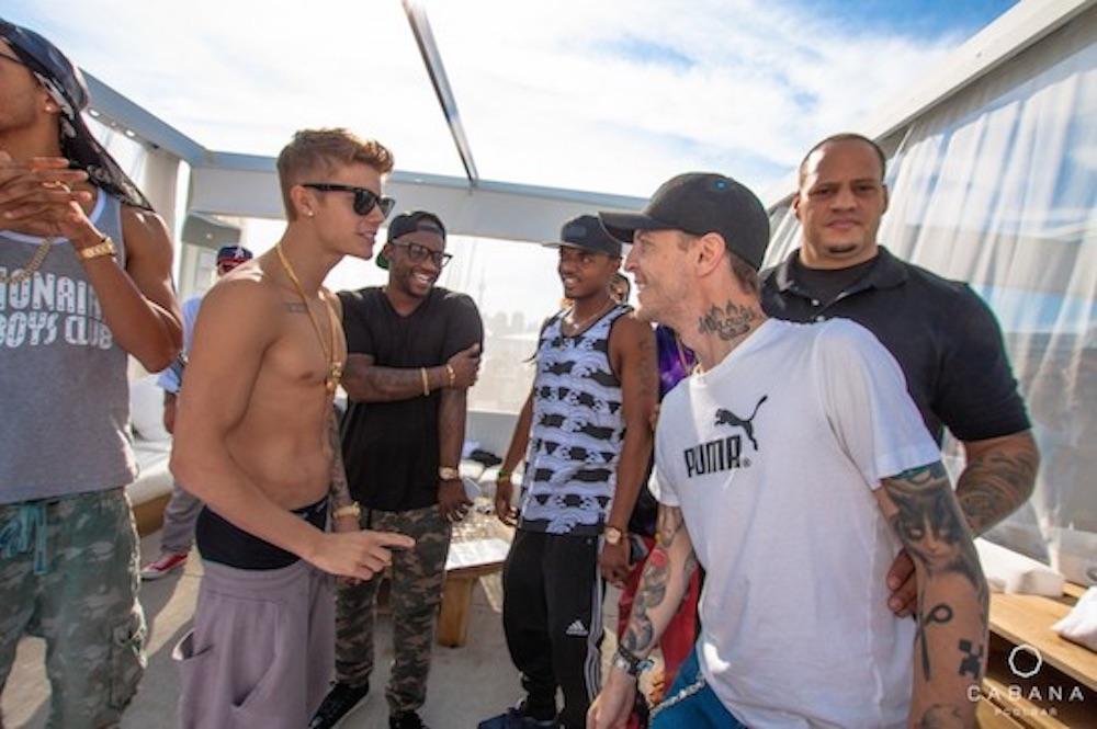 DeadMau5 Justin Bieber
