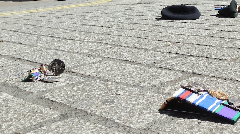 Discarded Medals