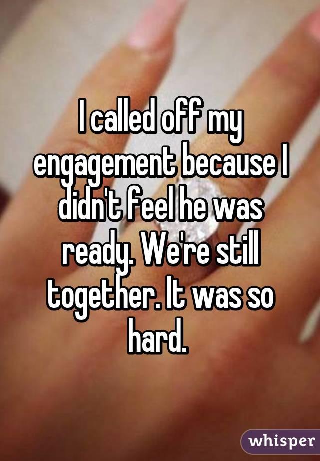 Engagement 8