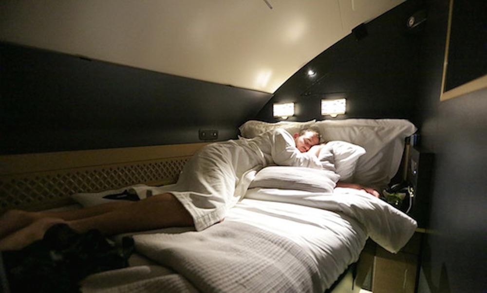 Etihad Residence Experience