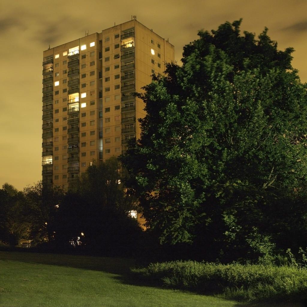 Hackney By Night David George