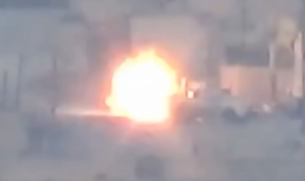 Hezbollah Missile Dodge