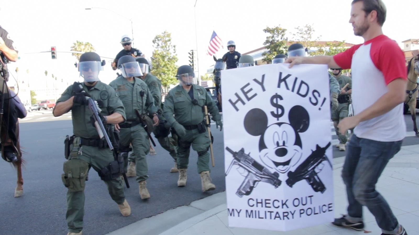 Military Police - Disney Land
