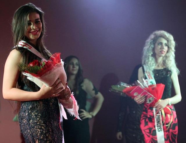 Miss Iraq 2015 2