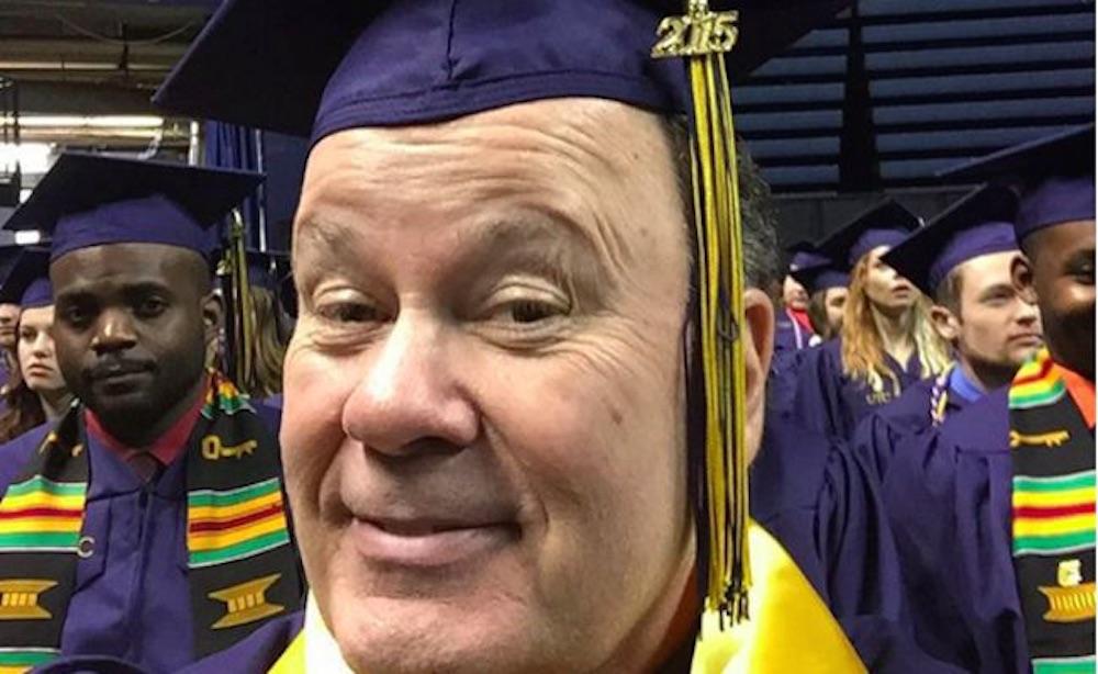 Mr Belding Graduates