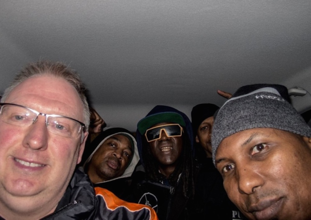 Public Enemy Lift Ford Focus
