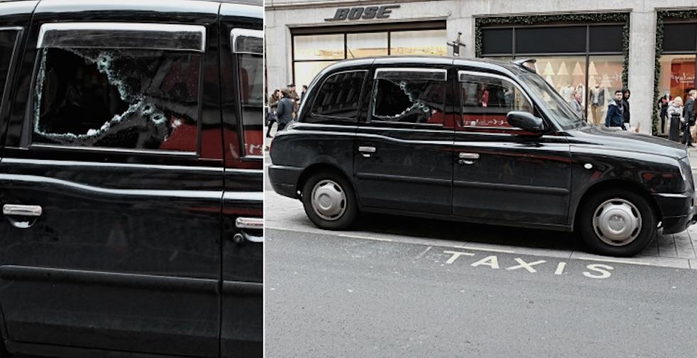 Regent Street Cab