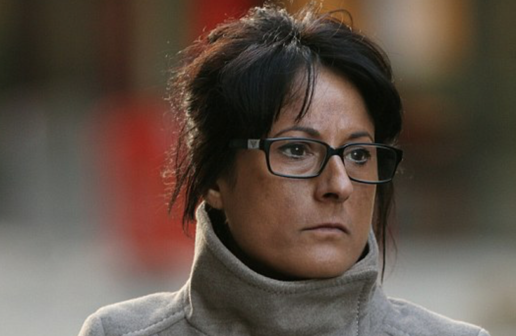Amanda Lockhart who posed naked for boy after they had sex