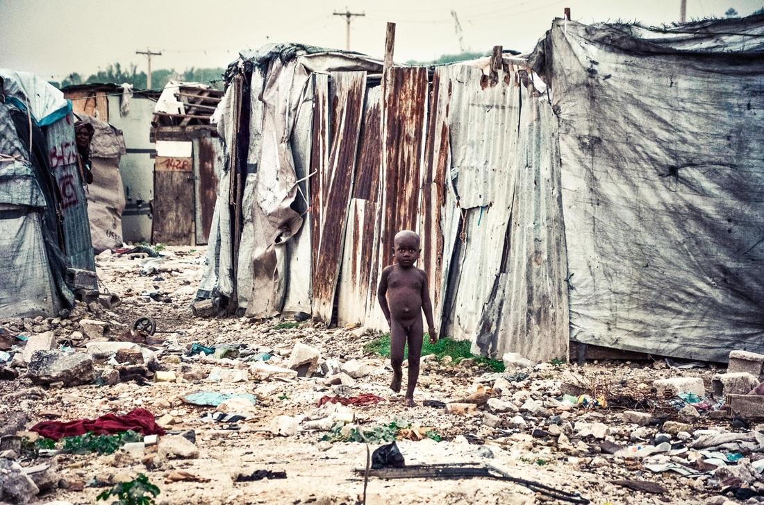 Sebastian Gil Miranda - Haiti Refugee