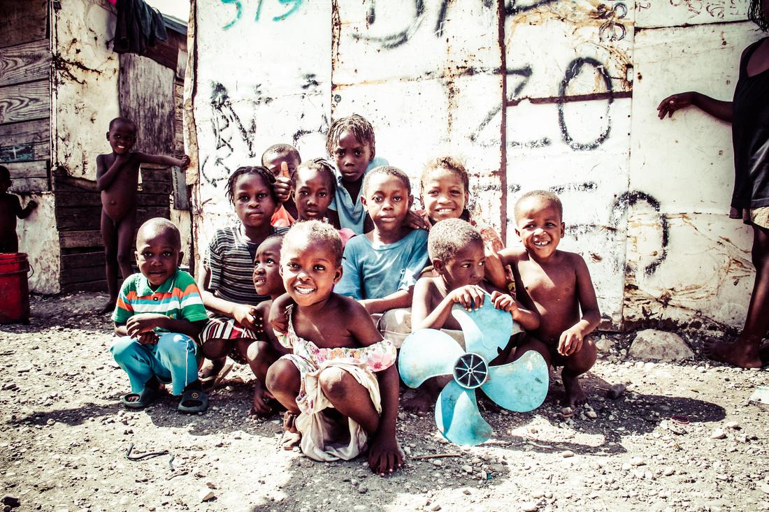 Sebastian Gil Miranda - Port Au Prince Refuggee