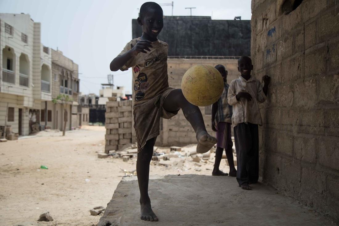 Sebastian Gil Miranda - Senegal Football