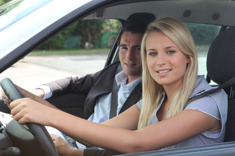 driving lesson feature